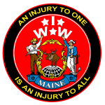 Maine IWW State Seal